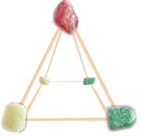 gumdrop structure