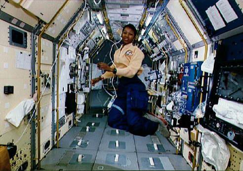 Mae Jemison -NASA