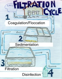 Water Filtration Cycle